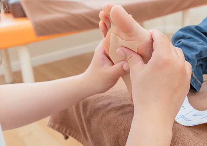 外反母趾の治療院の選び方