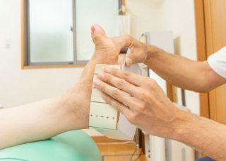 外反母趾治療「距骨調整(初診)」