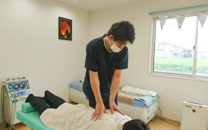 ゆいの杜鍼灸接骨院