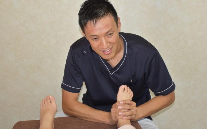 距骨スタイル春日井店(春日井市 外反母趾治療)