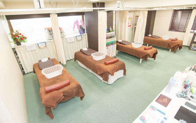 距骨サロン 広尾店(渋谷区 外反母趾治療)
